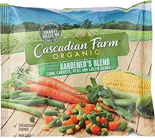 Cascadian Farm Organic Gardener Blend 10 oz Bag (Frozen)