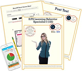 ILTS Learning Behavior Specialist I (155), Illinois Licensure Testing System IL Test Prep, Study Guide