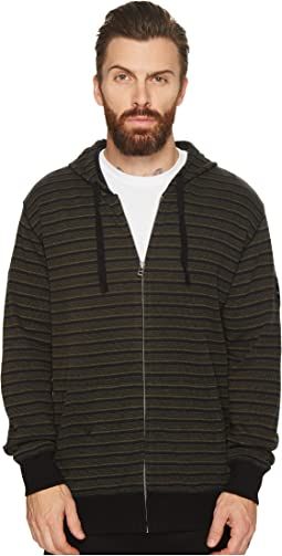 VISSLA - Ucluelet Full Zip Fleece Top