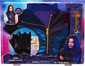DESCENDANTS Disney 3 Mal Dress Up Set