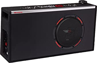 Cerwin Vega H6TE10SV High Power Amplified Car Subwooder with 10-in Woofer and Wired Remote control w/Tuned port