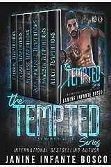 The Tempted Series: Six Mafia & MC Romances (The Collectors Edition Series Book 1) Kindle Edition
