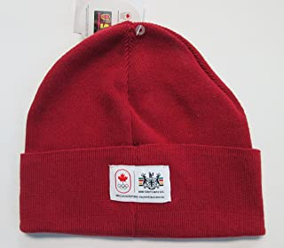 Red Beanie Adult O/S by HBC