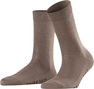 Family Calcetines, Opaco, marrón (Pebble 5810), 39/42 para Mujer