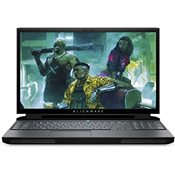 Alienware Area 51 m 17.3 Inch FHD 144 Hz Eyesafe IPS Tobii Eye Tracker Gaming Laptop (Black) Intel Core i7-9700, 16 GB RAM, 512 GB SSD + 1TB HDD, NVIDIA GeForce RTX OC 2070 8 GB GDDR6, Windows 10 Home