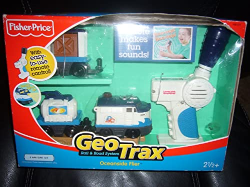 Fisher Price H8101 - Geo Trax - Küstenexpress
