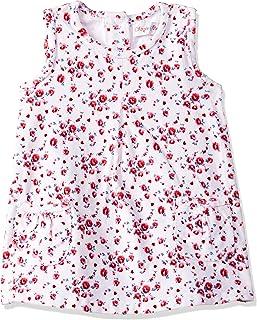 Chirpie Pie By Pantaloons Baby Girls' Skater Knee-Long Dress