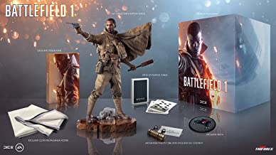 Battlefield 1 Exclusive Collector's Edition - Does Not Include Game