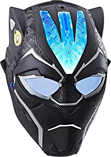 Avengers Marvel Black Panther Vibranium Power FX Mask