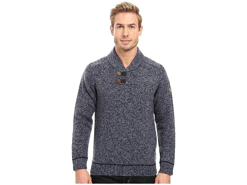 Fjallraven Lada Sweater (Dark Navy) Men