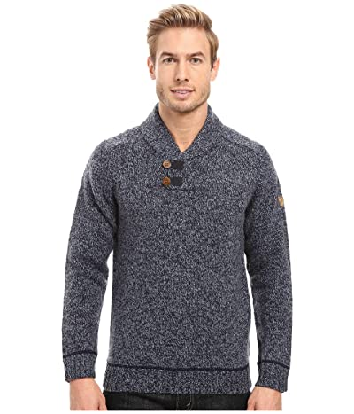 Fjallraven Lada Sweater (Dark Navy) Men