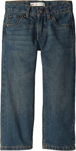 Levi's® Kids 505™ Regular Fit Jean (Little Kids)