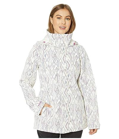 Burton Jet Set Jacket (Diamond Dot) Women