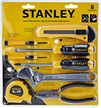 Stanley Hand Tools Set, 70-876, 8 Pcs