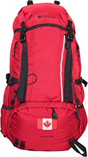 Mountain Warehouse Ventura 40L Rucksack - Adult Travel Backpack