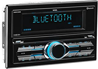 Sound Storm DDML28B or DDC28B Multimedia Car Stereo - Double Din, Bluetooth Audio and Hands-Free Calling, MP3 Player, USB ... photo