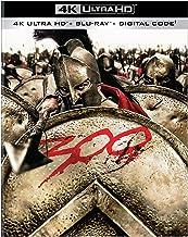 300 (4K Ultra HD + Blu-ray + Digital)