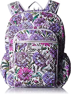 Iconic Campus Backpack, Signature Cotton