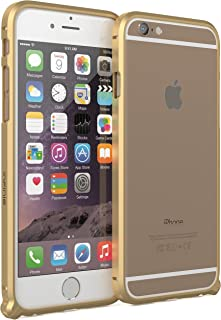 Infinie iPhone 6 Ultra Slim Shock Absorbing [Aircraft Grade Aluminum] Case, For iPhone 6 (4.7
