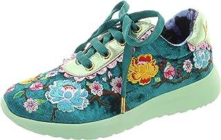 Irregular Choice Green Fingers 4473-14A Chaussures à lacets pour femme