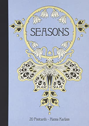 Seasons 20 Postcards: Published in Sweden as Tidevarv