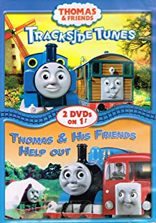 Thomas & Friends Double Feature: Trackside Tunes and Thomas & His Friends Help Out