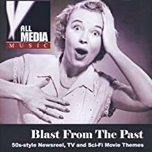 Blast from the Past: 50s Style TV & Movie Themes