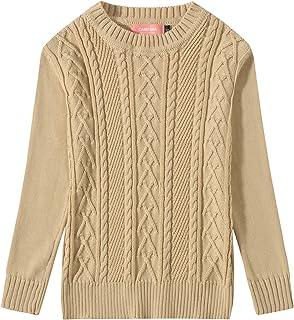 Girl's Pullover Sweaters | Amazon.com