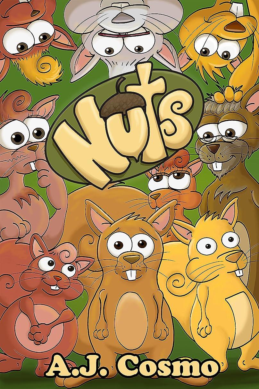属する耕す以上Nuts: Every Family is a Little... (English Edition)