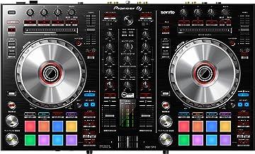 Pioneer DJ DDJ-SR2 کنترلر دو کاناله قابل حمل برای Serato DJ