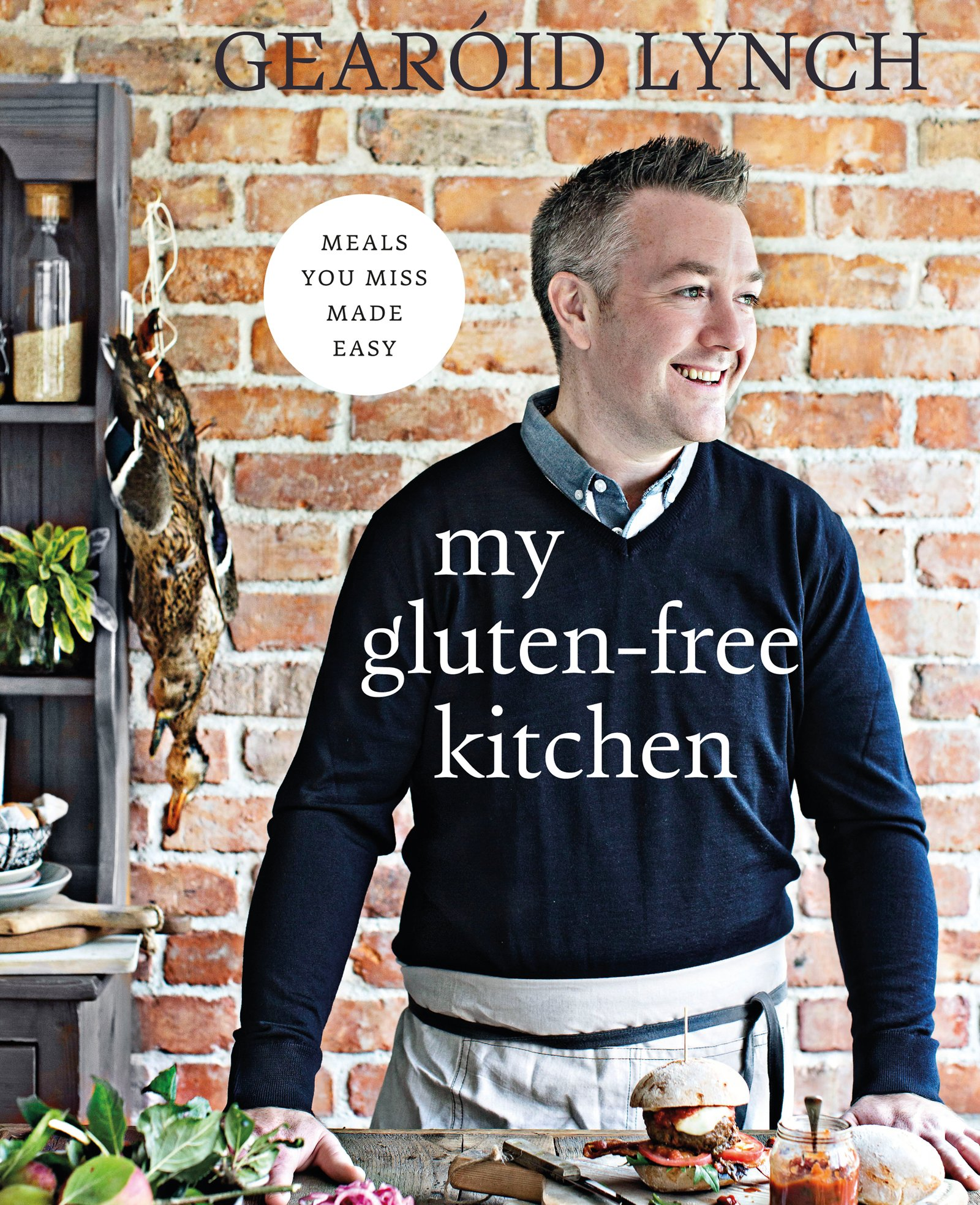 Image OfMy Gluten-Free Kitchen: Meals You Miss Made Easy (English Edition)