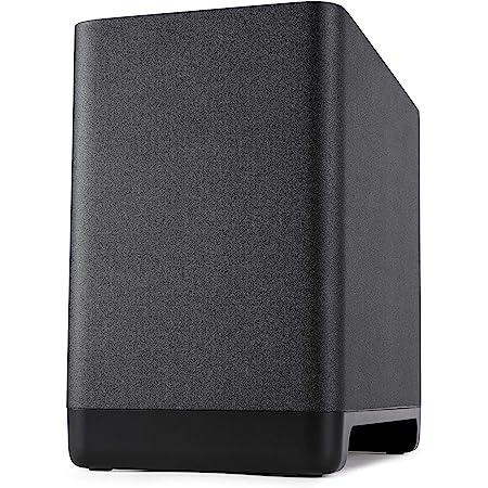 "Polk React 7"" Wireless Subwoofer - Designed to Add Deep, Impactful Bass to Polk React Soundbar, Bass Adjust EQ, Amazon Alexa Compatible"