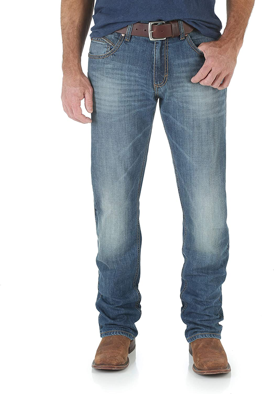 Wrangler Men's Retro Slim Leg Jean All items free shipping Popular product Straight