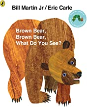 Brown Bear, Brown Bear, What Do You See?. by Bill Martin, JR. (PUFFIN PICT BK)