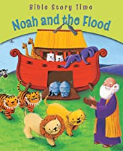 Noah and the Flood (Bible Story Time)
