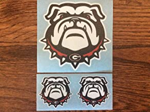 Craftique Georgia Bulldog 4