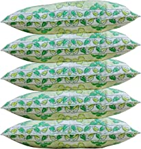 Gowri Tex Soft Printed Pillow Set of 5