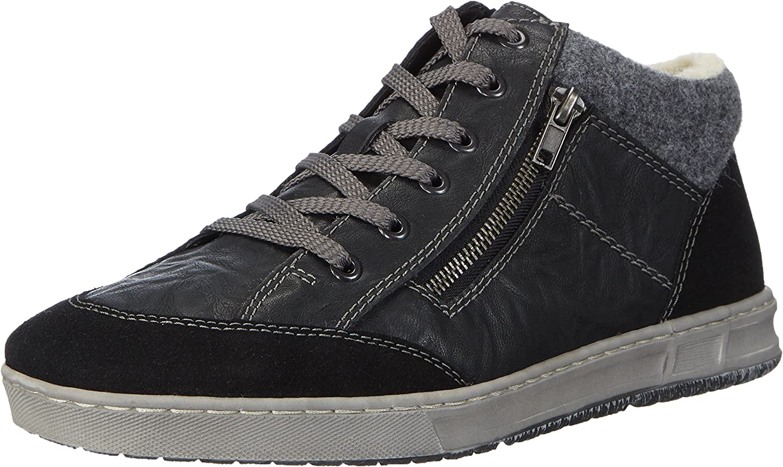 Rieker B3023, Men's Hi-Top Sneakers