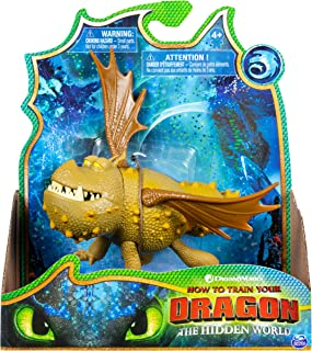 Dreamworks Dragons, Meatlug Dragon Figure with Moving Parts, for Kids Aged 4 & Up
