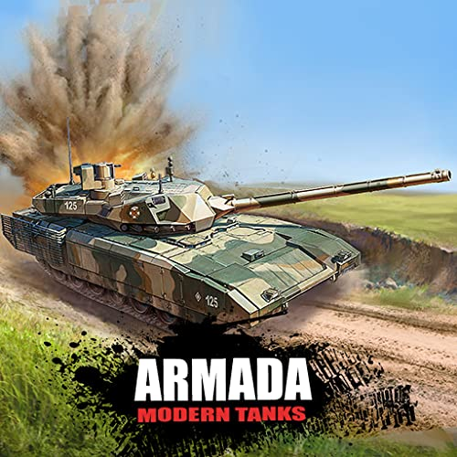 Armada: Modern Tank Games - Free War Shooter