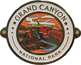 Grand Canyon National Park Hiking Stick Medallion