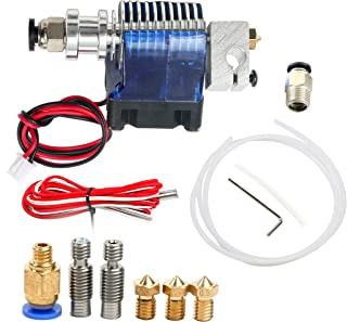 YaeCCC All Mental J Style Deluxe Kit for 1.75mm Extruder Prusa i3 Reprap 3D Printer