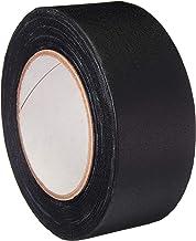 Amazon Basics No Residue, Non-Reflective Gaffers Tape – 2 Inch x 90 Feet, Black