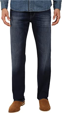 Mavi Jeans - Zach Classic Straight in Dark Brushed Williamsburg