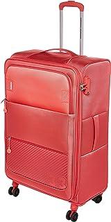 حقيبة السفر ميجورجيس الناعمة الكبيرة بعجلات من أميريكان توريستر، مرجانية، تدور 81 سم