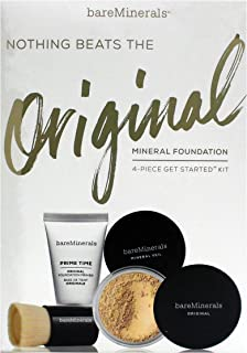 Bare Minerals Nothing Beats Org Gsk Fairly Light Set,, 0.16 Ounce ()
