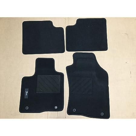 SIXTOL Set tappeti Auto per Seat Le/ón II 4 Pezzi Resistenti Compatibilit/à Perfetta Impermeabili Tappetini in Gomma 3D Antiscivolo