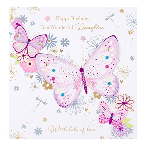 Birthday Card For Daughter Amazoncouk