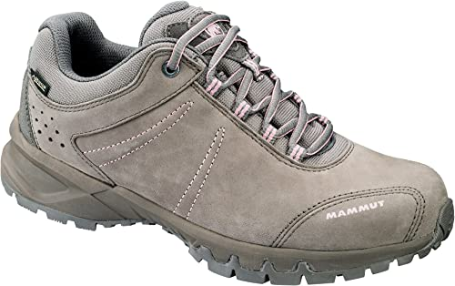 Mammut Wander-Schuh Mercury III Mid GTX, Chaussures de Randonnée Basses Femme