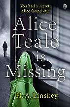 Alice Teale is Missing